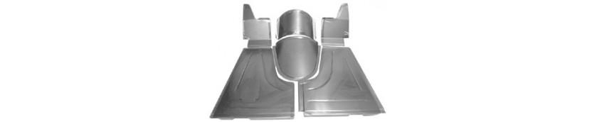 Hand made sheet metal parts